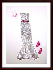 Beautiful Barbie Clothes Set - Mattel - Fashionista, Fashion Ave. Lot 3065