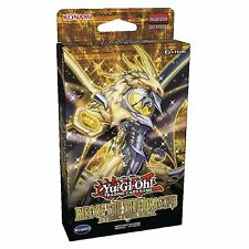 YU-GI-OH CARDS: RISE OF THE TRUE DRAGONS STRUCTURE DECK BOX DAMAGED