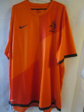 Holland 2012-2014 Home Football Shirt Size Extra Extra Large /19810