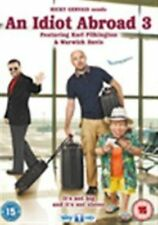 An Idiot Abroad - Series 3 - Complete (DVD, 2012)b/n sealed