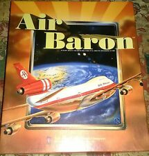 Avalon Hill's Air Baron (opened, never played, unpunched)