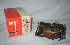 (1) NOS TRIAD TY-74S Transformer for transistor power supply ham radio audio amp