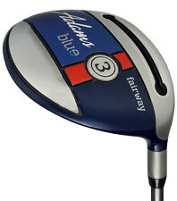 New Adams Golf Blue Fairway Wood 21* #7 Senior Flex