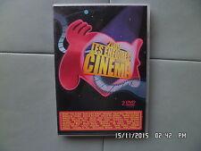 DVD double LES RESTOS DU COEUR LES ENFOIRES FONT LEUR CINEMA 2009  I51