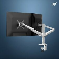 360º rotating tilt height adjustable Duel arm LCD Monitor ,TV mount/stand/holder