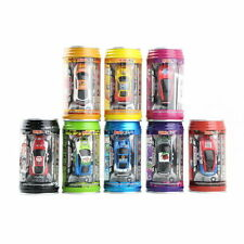 Coke Can Mini Speed RC Radio Remote Control Micro Racing Car Toy Gift New G~