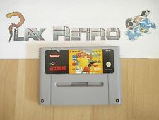 SUPER NINTENDO SNES THE ITCHY AND SCRATCHY GAME SOLO CARTUCHO PAL EUR