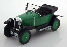 MCG 1922 Opel 4 PS Laubfrosch RHD Green/Black in 1/18 Scale New Release!
