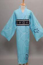 Vocaloid Hatsune Miku Project DIVA Yukata Kimono Kaito Cosplay Costume