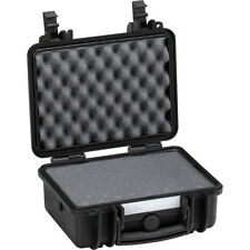 Explorer Cases 2712 Waterproof Hard Case Black (w/ foam) equiv. Pelican 1200