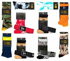 New Era Novelty Crew Socks and Belt Combo pack