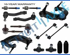 Brand NEW 14pc Complete Front AND Rear Suspension Kit for Hyundai Sonata & Kia