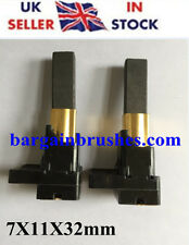 Carbon Brushes With Bracket Holder for Dyson YDK  DC32 DC36 DC37 DC 01 02 04 G5