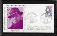 FDC  HOMMAGE A JEAN MOULIN 1899-1943