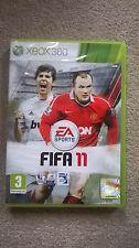 Xbox 360 EA Sports Fifa 11 Computer Game PAL