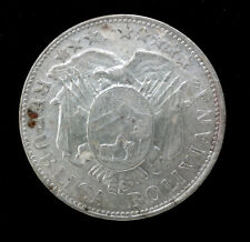BOLIVIE - 50 CENTAVOS 1906 MM