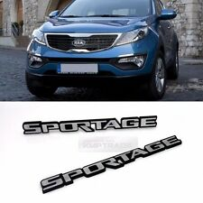 Side Front Trunk Hairline Emblem Point Logo Badge 2p for KIA 2011-16 Sportage R