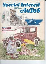 SPECIAL INTEREST AUTO -SIA 38, Model T History, 1914 Model T Ford, 1956 Imperial