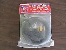 Mobile Home Dryer Cord 4' 30 Amp 125/250V #E-066B - New In Package
