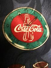 Coke Coca cola Bottle Stool Clock Tie
