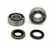 CRANKSHAFT BEARINGS & OIL SEALS FIT HUSQVARNA 362 365 371 372xp NEW 505 27 57 19