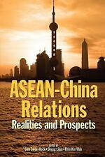 ASEAN-China Relations: Realities and Prospects, , 9812303421, Book, Very Good