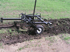 TINE CULTIVATOR - 4 Ft - Tow Behind ATV UTV & Compact Tractor - 7 Disc Blades