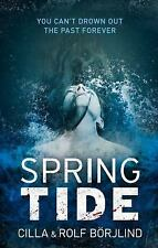 Spring Tide, Börjlind, Cilla, New Books