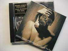 "MANIC STREET PREACHERS ""GOLD AGAINST THE SOUL"" - CD"