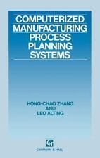 Computerized Manufacturing Process Planning Systems-ExLibrary