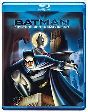BATMAN : MYSTERY OF THE BATWOMAN (Animated) -  Blu Ray - Sealed Region free