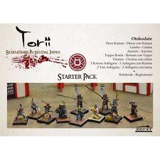 Kensei Torii Starter Pack Otokodate Zenit miniatures Box new