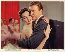 DAN DAILEY CYD CHARISSE MEET ME IN LAS VEGAS 1956 VINTAGE LOBBY CARD ORIGINAL #3