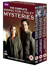 The Inspector Lynley Mysteries BBC Series Complete Seasons 1-6 (12 DVD Box Set)