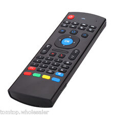 2.4G Wireless Remote Keyboard Air Mouse for Smart TV Android TV box Mini PC XBMC
