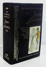 THE COMPLETE NOVELS OF JANE AUSTEN - HARDCOVER - WORDSWORTH LIBRARY COLLECTION