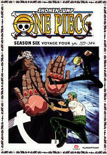 One Piece: Season 6 - Voyage Four, New Condition  DVDs