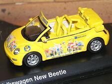 VOLKSWAGEN NEW BEETLE TDF 2004 1/43 NOREV