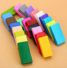 32pcs Malleable Fimo Polymer Modelling Soft Clay Blocks Plasticine Craft DIY Toy