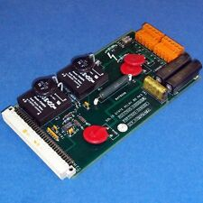 CROSFIELD ELECTRONICS SOLID-STATE RELAY BOARD 7605-0300-00A / 7605-0290