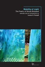 Mobility of Light: The Poetry of Nicole Brossard (Laurier Poetry)-ExLibrary