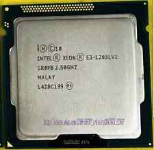 Intel Xeon Quad Core E3-1265L V2 2.5GHz Processor LGA1155