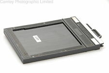 Toyo 4×5 Cut Film Holder DD Double Dark. Condition – 5E [4877]