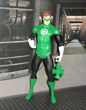 DC DIRECT COLLECTIBLES ALEX ROSS JUSTICE SERIES GREEN LANTERN HAL JORDAN FIGURE