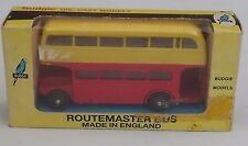 BUDGIE - ROUTEMASTER BUS - NO ADVERTS  - NEAR MINT & BOXED