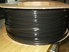 50' FT Black Vinyl Trim Insert Replacement Trailer Camper RV Motorhome Outdoor