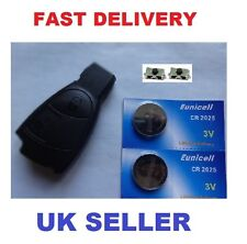 MERCEDES BENZ SMART 2 BUTTON KEY  REMOTE REPAIR  KIT A C E S CLASS SLK CL