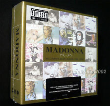 Madonna 11-CD Boxset NEW! The Complete Albums 1983-2008 best of hits rebel heart