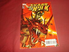 SKAAR, SON OF HULK  #2 Marvel Comics  2008 - NM