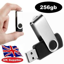 256GB SWIVEL USB 2.0 FLASH DRIVE MEMORY STICK